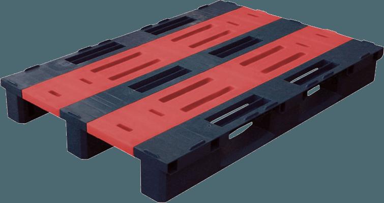 Pallet in plastica personalizzati Iridium-Pal