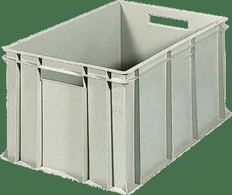 Pallet e contenitori in plastica per settore moda e tessile for Contenitori per esterni in plastica