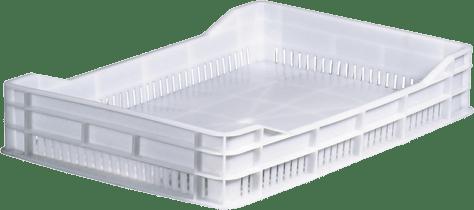 Pallet e contenitori in plastica per settore delle carni for Contenitori per esterni in plastica