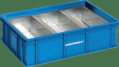 Pallet e contenitori in plastica per settore ho re ca for Contenitori termici per alimenti