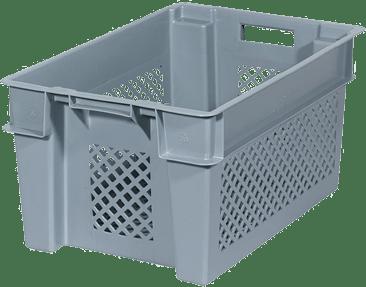 Pallet e contenitori in plastica per settore legno for Contenitori per esterni in plastica