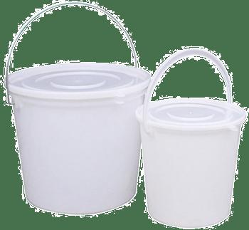 secchi-plastica-con-coperchio